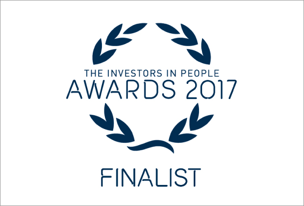 Our Director Jim Roach Wins Investors In People 2017 Manager of the Year Award