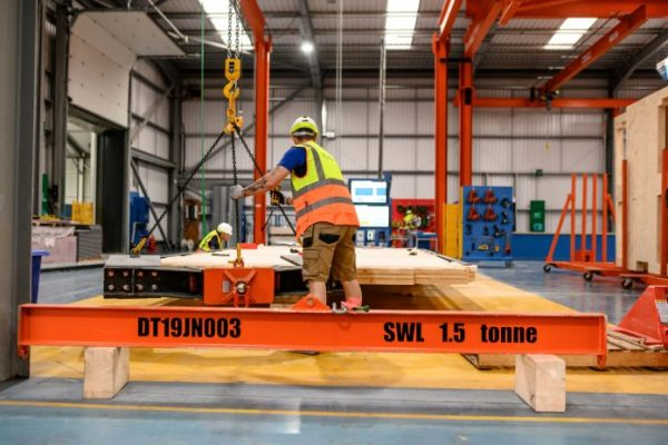 Modular housing specialist becomes Northern Powerhouse Partner