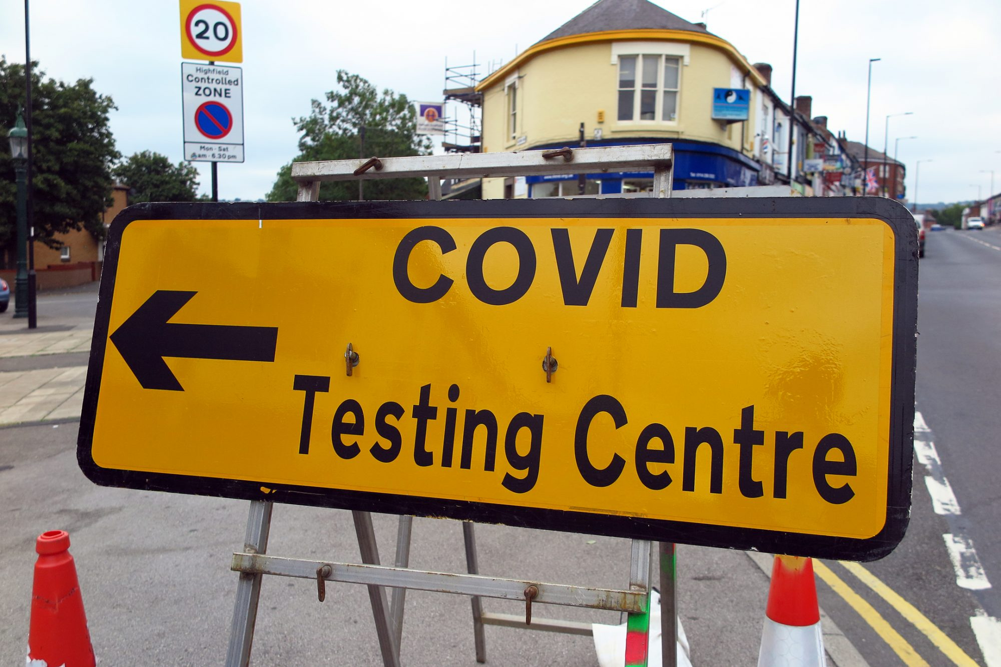 Premier Modular wins Covid-19 test centres contract