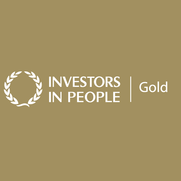 Investors in People Gold Accredited