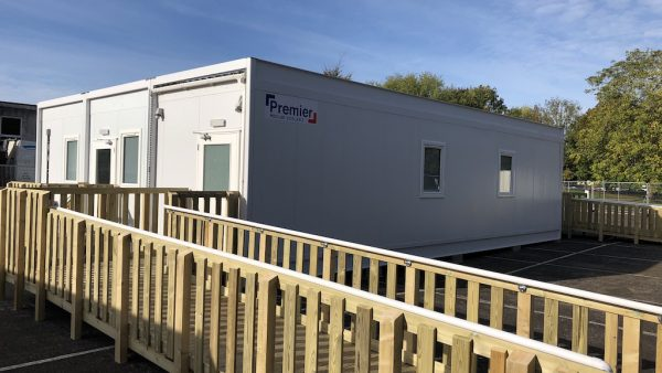 Premier Modular wins contract for Covid-19 testing sites