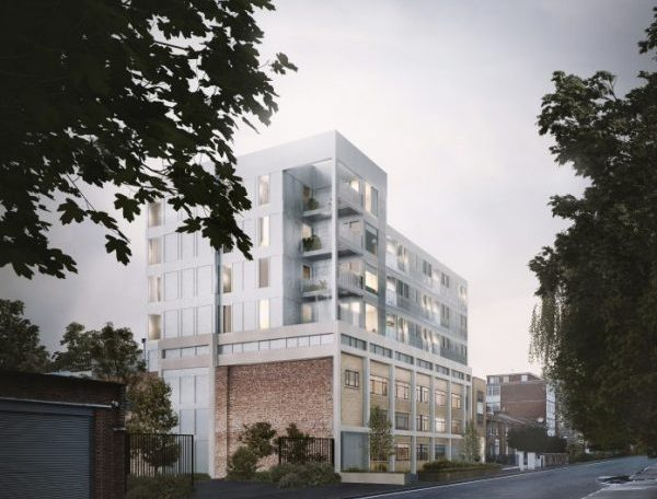 Green light for 15 new airspace homes in London