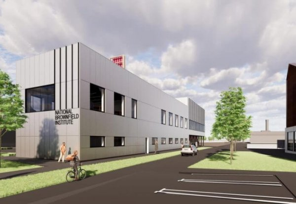 Green light for £17.5m National Brownfield Institute