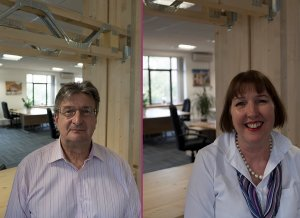 Sue Eustace and Graham Brown promoted to Associate Director at ARV Solutions