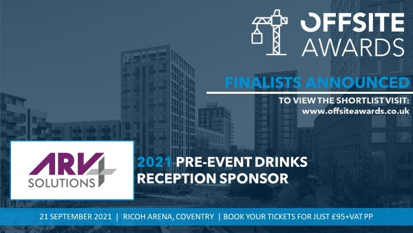 Offsite Awards Finalists announced
